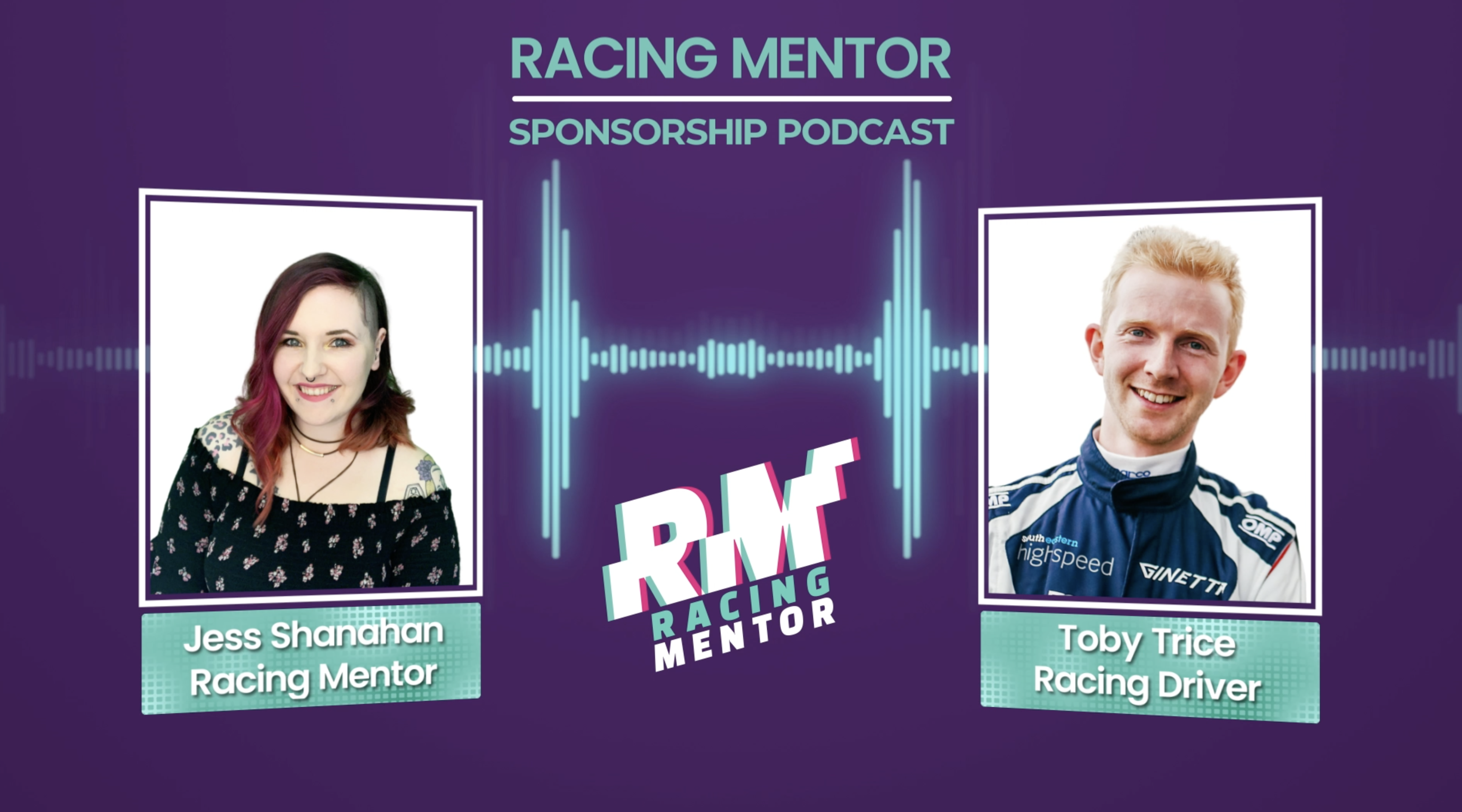 CO HOSTING THE RACING MENTOR PODCAST